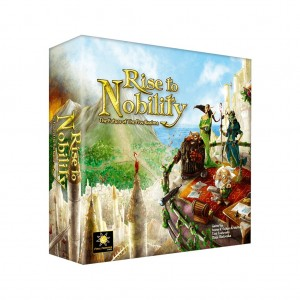 Rise To Nobility - Edition Deluxe