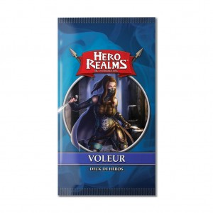 Hero Realms Voleur Deck de Heros
