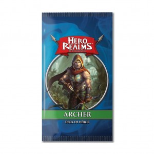 Hero Realms Archer Deck de Heros