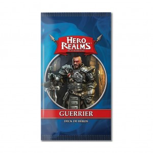 Hero Realms Guerrier Deck de Heros