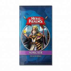 Hero Realms Sorcier Deck de Heros