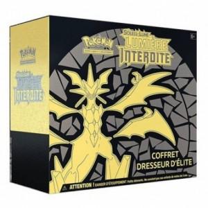 Coffret Pokemon Dresseur Elite Lumiere Interdite SL06