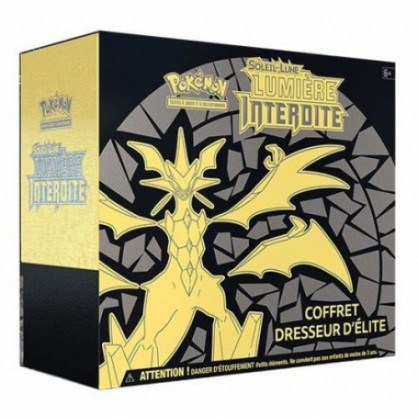 Coffret Pokemon Ho Oh Gx Legendes Brillantes Pouvoirs Premium