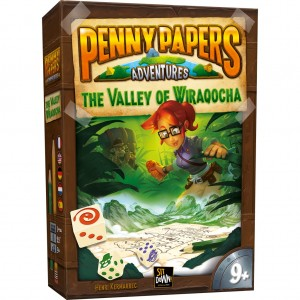 Penny Papers Adventures Valley of Wiracocha