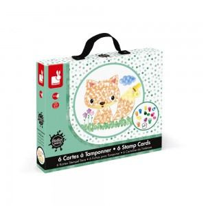 Cartes a Tamponner Animaux