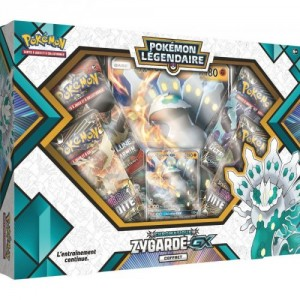 Coffret Pokemon Zygarde GX Chromatique