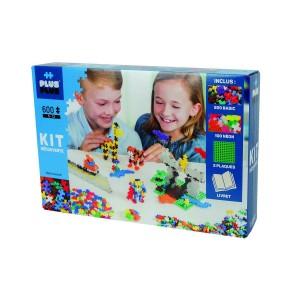 Kit Decouverte Mini Basic Neon 600 pièces