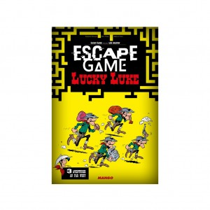 Livre Escape Game Lucky Luke