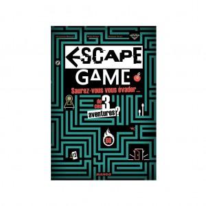 Livre Escape Game Saurez Vous Vous Evader