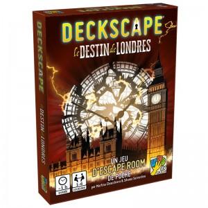 Deckscape Le Destin de Londres