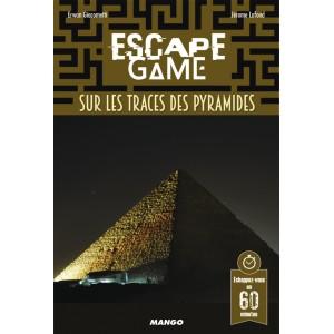 Livre Escape Game Sur les Traces des Pyramides