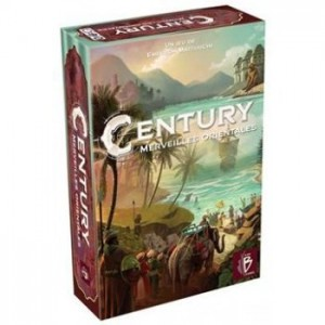 Century Merveilles Orientales