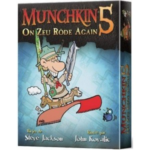 Munchkin 5 On Zeu Rode Again