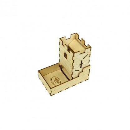 Mini Dice Tower The Broken Token