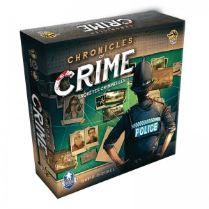 Chronicles Of Crime Enquetes Criminelles