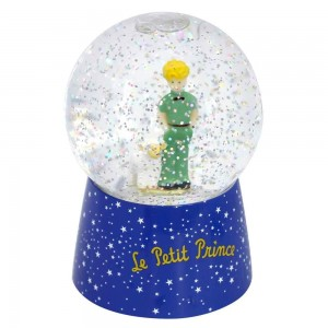 Veilleuse Boule à Neige Musicale Le Petit Prince