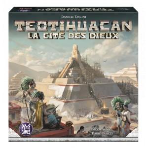 Teotihuacan La Cite des Dieux