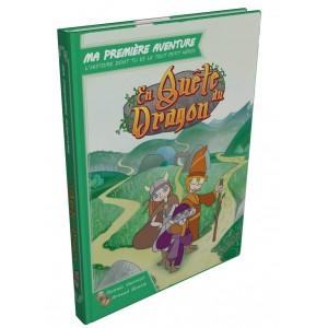 Ma Premiere Aventure En Quete du Dragon