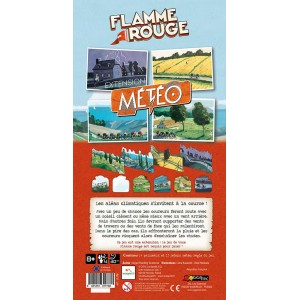Flamme Rouge Extension Meteo