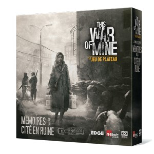 This War of Mine Memoires de la Cite en Ruines