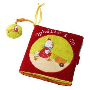 Livre Ophelie & Co