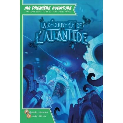 Ma Premiere Aventure La Decouverte de l'Atlantide