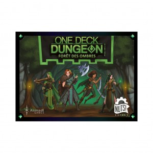 One Deck Dungeon Foret des Ombres