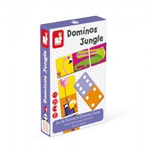 Jeu de Dominos Jungle