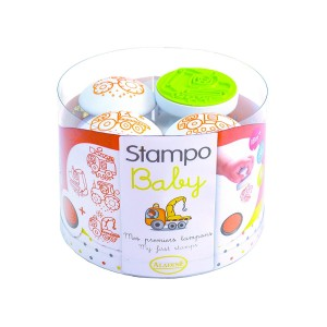 Tampons Baby Stamp Engins Camions