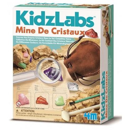 Kit de la Mine de Cristaux