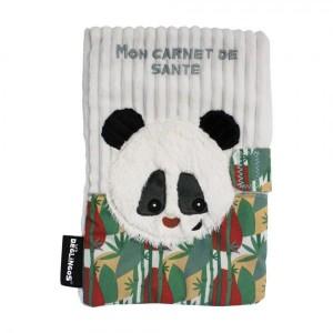 Protege Carnet de Sante Rototoas Le Panda