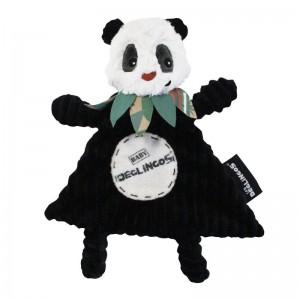 Doudou Plat Rototos Le Panda
