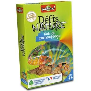 Defis Nature Rois du Camouflage
