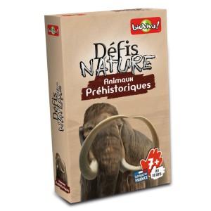Defis Nature Animaux Prehistoriques
