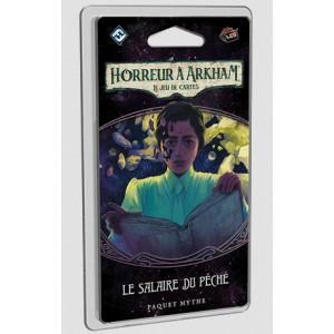 Horreur a Arkham Le Salaire du Peche