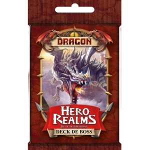 Hero Realms Dragon Deck de Boss