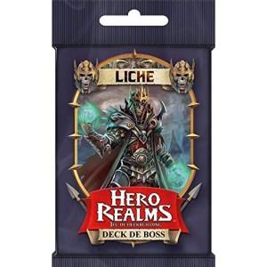 Hero Realms Liche Deck de Boss