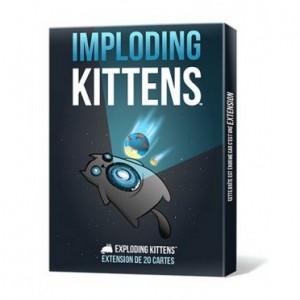 Imploding Kittens Extension Exploding Kittens