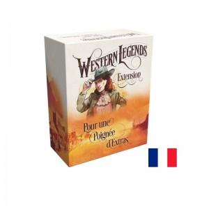 Western Legends Pour Une Poignee d Extras
