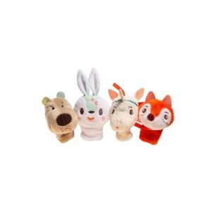 Marionnettes a Doigts Foret