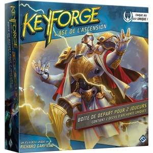 Keyforge Boite L'Age de l'Ascension