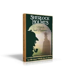 Bd Sherlock Holmes Ombre de Jack L'Eventreur