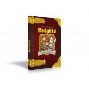 Bd Knight Chevaliers Tome 1