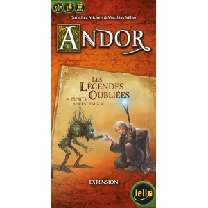 Andor Les Legendes Oubliees