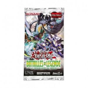 Booster Yu Gi Oh ! Bataiiles de Legendes La Vengeance du Heros