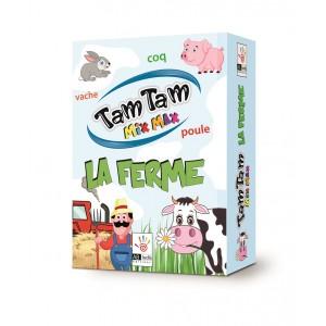 Tam Tam Mix Max La Ferme