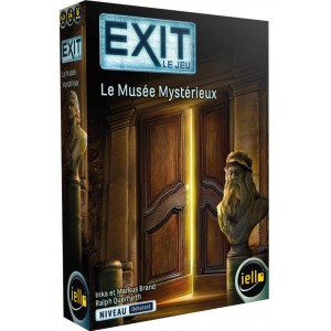 Exit Le Musee Mysterieux