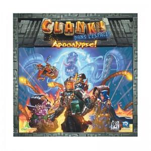 Clank ! Dans L' Espace Apocalyspe