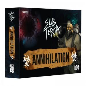 Sub Terra Annihilation