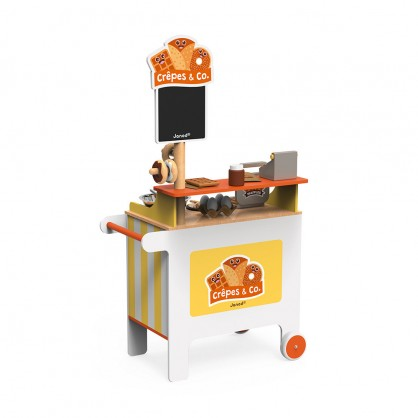 Stand Mobile Crepes & Co